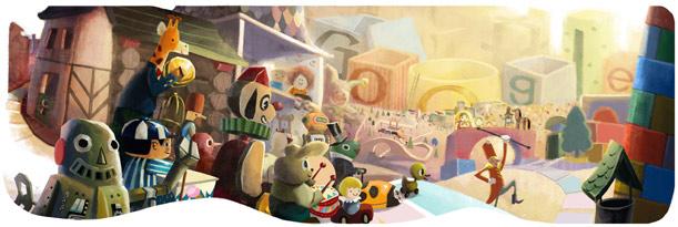 Google kính chúc Giáng sinh an lành!