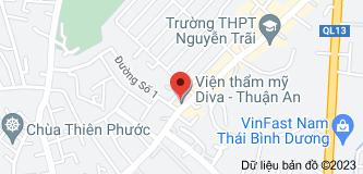 Bản đồ của FPT Thuận An